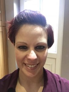 Vicky Knowles, a Therapy Support Worker