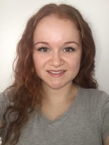 Charlotte Robinson,a Therapy Support Worker