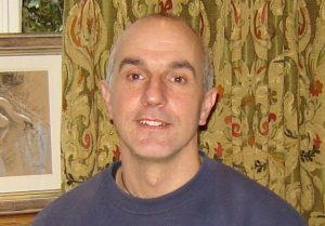 John Yates, a Therapy Support Worker