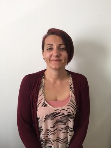 Tammy Bagshaw, a Therapy Support Worker for the West Midlands