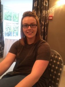 Leanne Miller, a Support Worker in the East Midlands