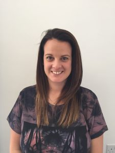 Victoria Hallam, a Support Worker in the West Midlands
